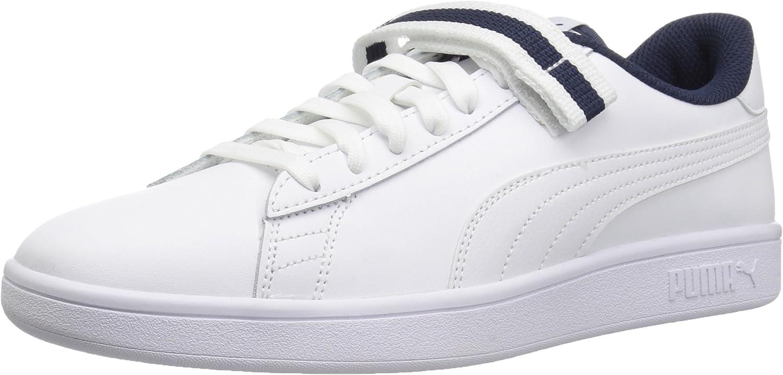 PUMA Mens Smash V2 V Fresh Sneaker