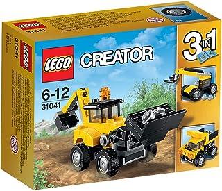 LEGO - Vehículos de construcción, Multicolor (31041)