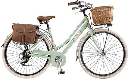 Vía Veneto by Canellini – Bicicleta CTB Mujer Vintage Retro