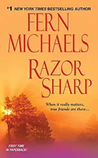 Razor Sharp (Sisterhood Book 14)