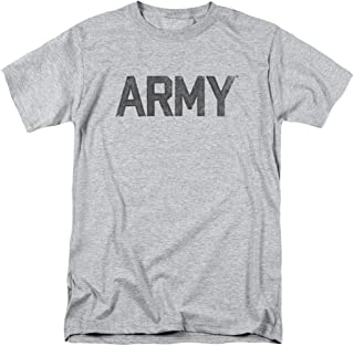 US Army Military T Shirt with Stickers