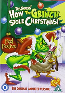 How the Grinch Stole Christmas! [DVD]