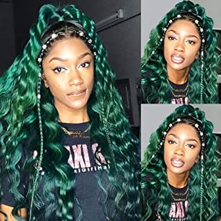 Best green full lace wig Reviews