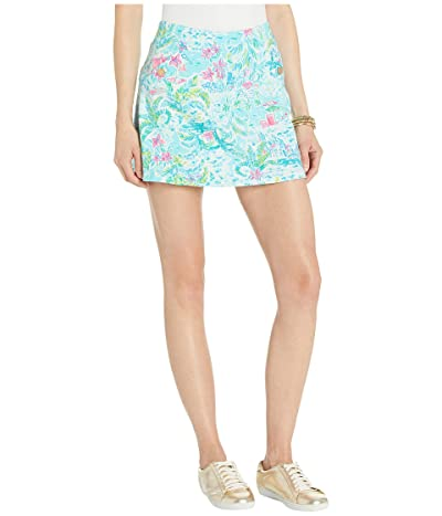 Lilly Pulitzer Madison Skort (Multi What A Lovely Place) Women