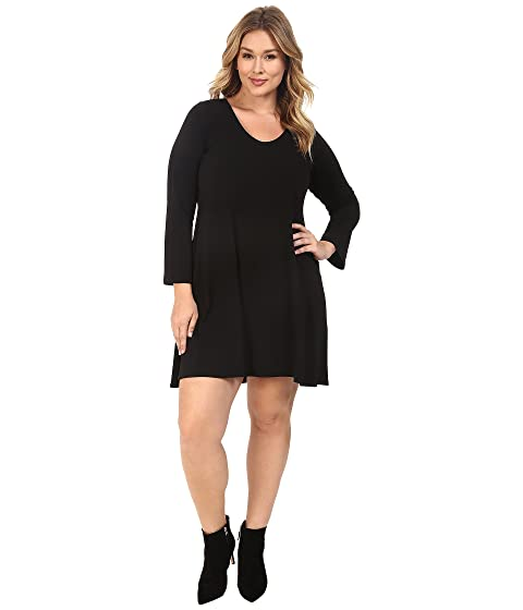 Karen Kane Plus Plus Size Taylor Dress At 6pm