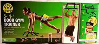 Gold's Gym 5-in-1 Body Building System