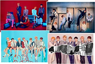 BigHit BTS - Love Yourself 結 Answer [S+E+L+F ver] 4 Posters(11.7 X 16.5 inch)