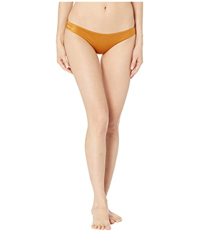 RVCA Solid Cheeky Bottom (Spice) Women