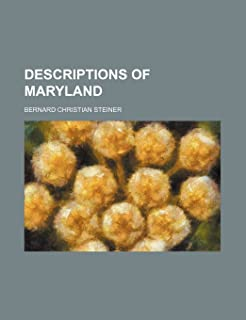 Descriptions of Maryland