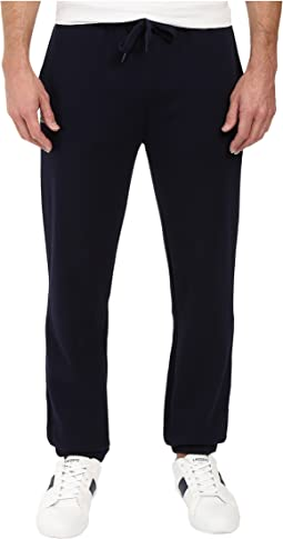 Lacoste - Sport Fleece Pants with Elastic Leg Opening