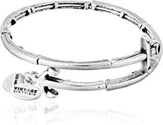 Anchor Metal Wrap Bangle Bracelet