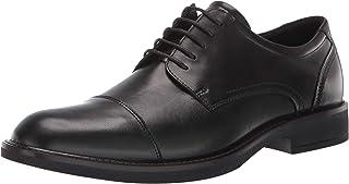 ECCO Men's Biarritz Cap Toe Shoe, Black