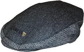 Official Grey Tweed Flat Cap