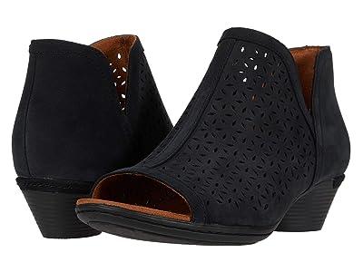 Cobb Hill Laurel Open Boot (Black) Women