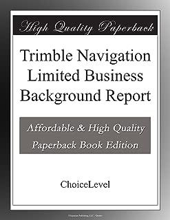 Best trimble navigation limited Reviews