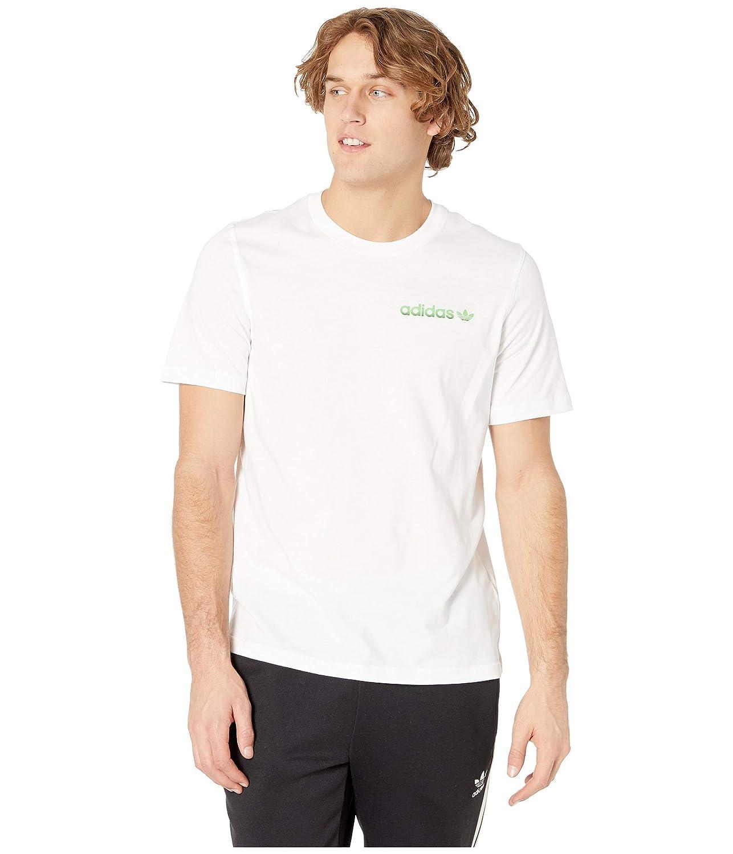 [adidas(アディダス)] メンズタンクトップ?Tシャツ Tropical Tee [並行輸入品]