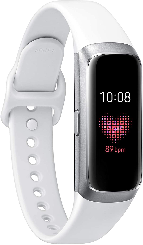 Samsung Galaxy Fit, Fitnesstracker, silber, mit Bluetooth ...