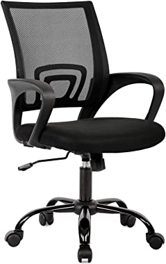 Direct Ergonomic Office Chair Home Desk Task Computer Gaming with Back Lumbar Support Armrest Swivel Modern Adjustable Rollin