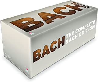 Bach - The Complete Bach Edition 1