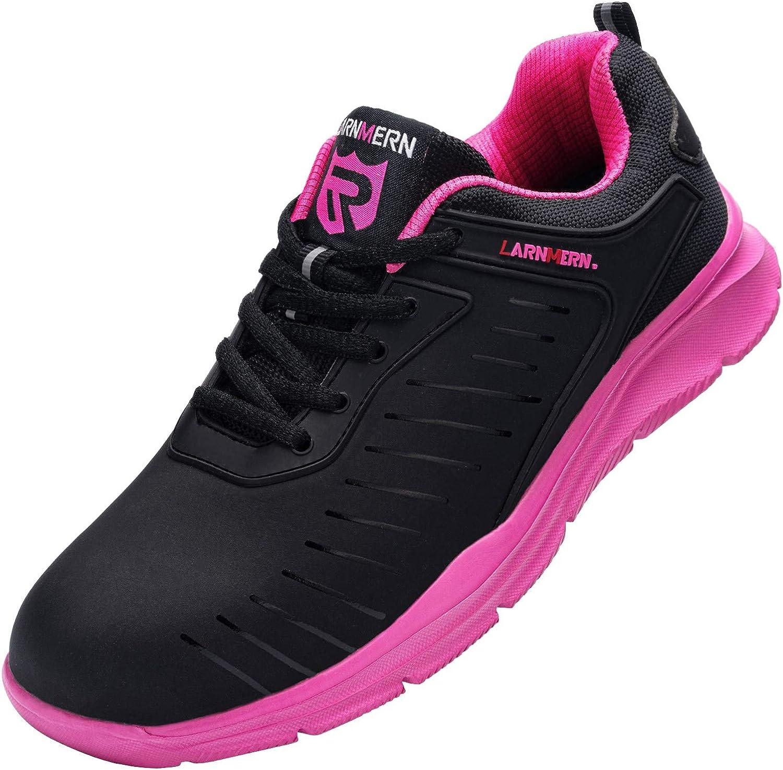 LARNMERN Steel Nashville-Davidson Popular product Mall Toe Shoes Men Women Lightweight Proof Br Puncture