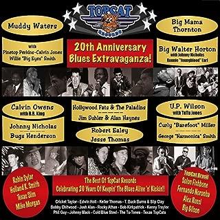 Topcat Records 20th Anniversary Blues Extravaganza!