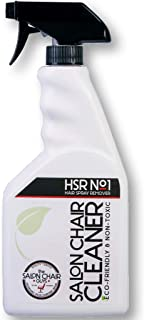 The Salon Chair Guys - Salon Chair Cleaner, Professional Salon & Barber Furniture Cleaner Spray, Hair Spray Remover, Eco Friendly and Non-Toxic (24 Ounces)