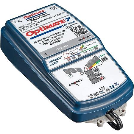 Optimate Tm256 Batterieladegerät Optimate7 Ampmatic 7 12 V 10a Auto