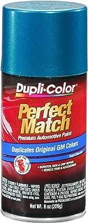 Dupli-Color EBGM04407 Bright Aqua Metallic General Motors Exact-Match Automotive Paint - 8 oz. Aerosol
