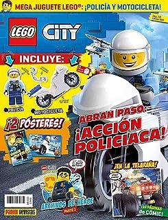 Lego City N.10 ¡Policía y motocicleta!