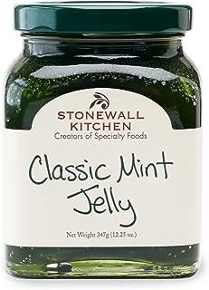 Stonewall Kitchen Classic Mint Jelly, 12.25 Ounces
