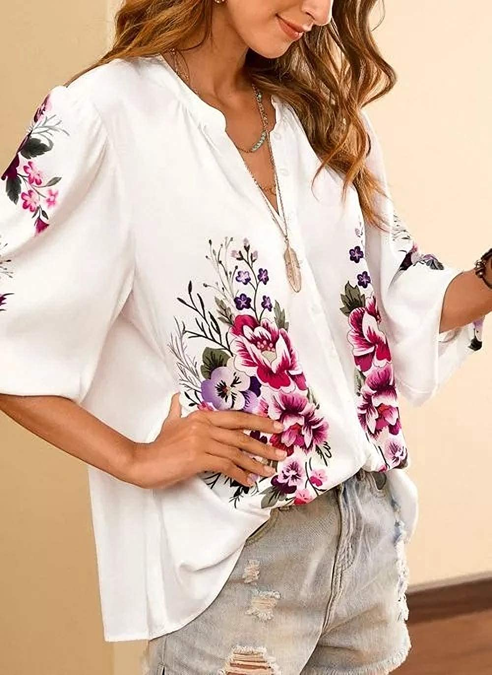 TICOSA 2021 New Women's Blouses Long Sleeved Button-Down Shirts