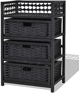 Amazon.com: Wicker - Nightstands / Bedroom Furniture: Home & Kitchen