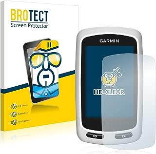 BROTECT Protector Pantalla Compatible con Garmin Edge