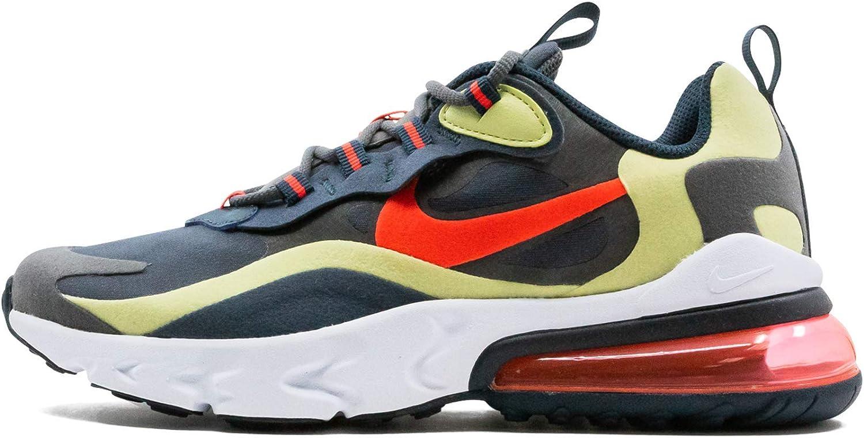 Nike Air Max 270 React (gs) Big Kids Casual Running Shoe Bq0103-015