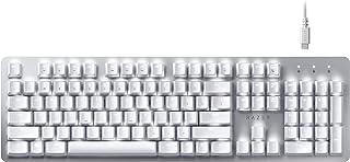Razer Pro Type Tastiera Wireless Ergonomica per una Ottima Produttività Sul Lavoro, Keyboard USB da Ufficio Per Pc/Mac, Bl...
