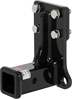 CURT 13018 Class 3 Trailer Hitch, 2-Inch Receiver for Select Mercedes-Benz ML320, ML350, ML430 and ML500