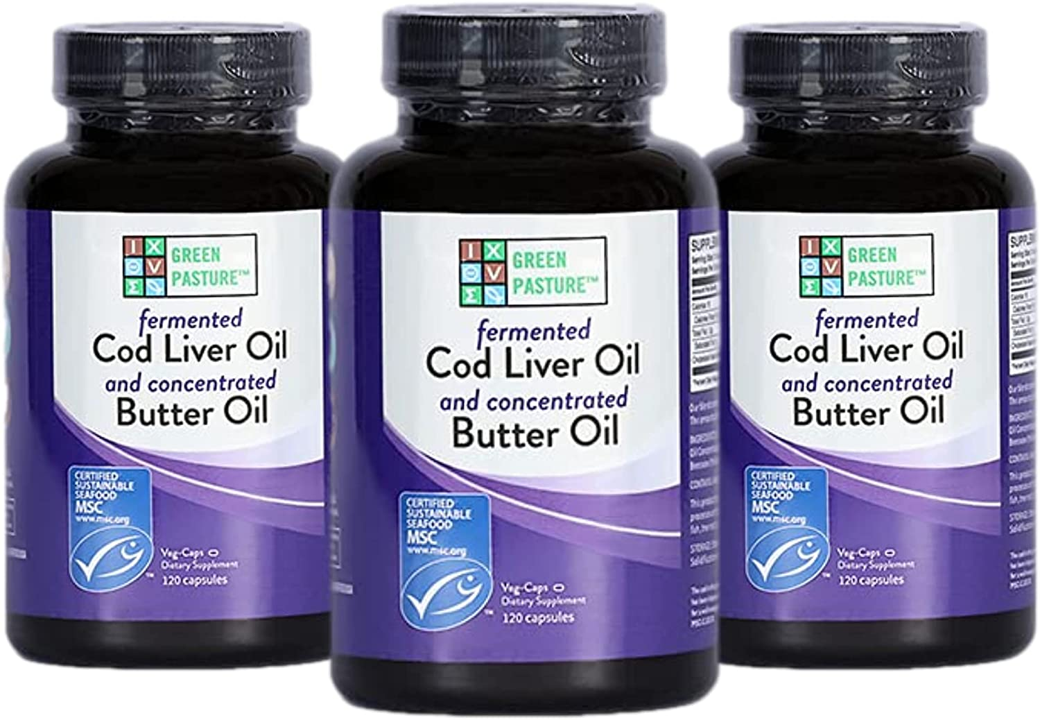 Green Pasture Blue Ice Royal Butter Fermented Cod Liver Oil Cheap 5 ☆ popular mail order specialty store Oi