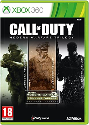Call Of Duty: Modern Warfare Trilogy (Xbox 360) by Activision photo