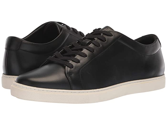 Allen Edmonds  Canal Court (Black/White) Mens Lace up casual Shoes