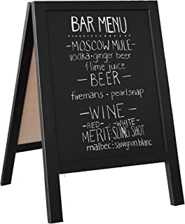 Best stand up chalkboards Reviews