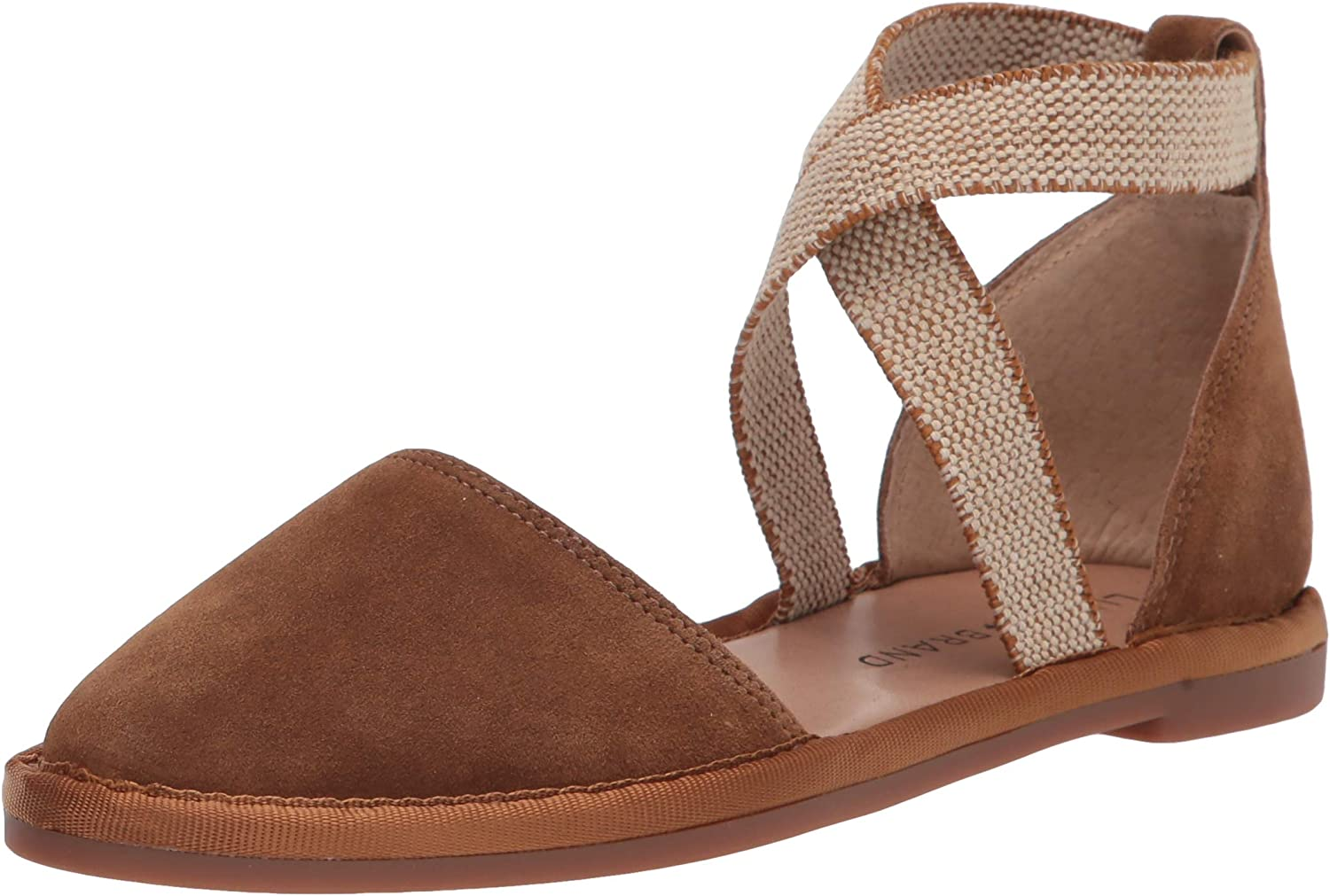 Lucky Brand Women's Atlyi Large-scale sale Ballet Flat Max 58% OFF