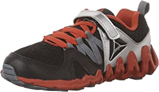 Reebok Boy's Zig Big N' Fast Running Shoes