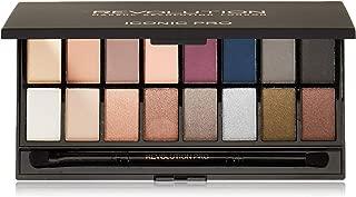 Makeup Revolution Eyeshadow Palette, Iconic Pro 2