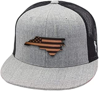 nc state flag hat