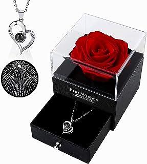 Cadeau Bijoux Boîtes pour Collier Bracelet Chaîne Cadeau Jeux