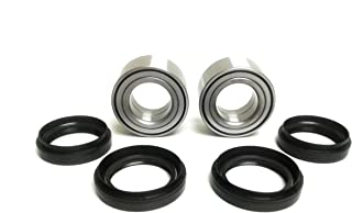 ATV Parts Connection WB-1497/WB-1497 Kawasaki Brute Force 650 750 Prairie 360 650 700 Twin Peaks 700 Pair of Front Left/Right Wheel Bearing & Seal Kits