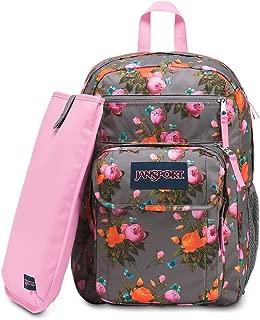 Digital Student Laptop Backpack - Sunrise Bouquet Grey