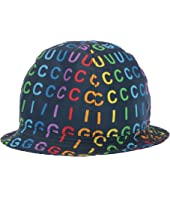 Gucci Kids - Gucci Vertical Hat (Little Kids/Big Kids)
