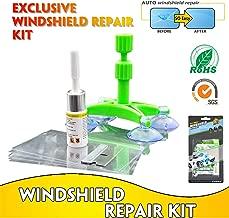 MR FIX9H New Version Auto Windshield Repair Resin
