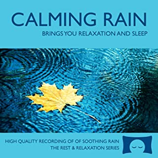 Sponsored Ad - Calming Rain - Nature Sounds CD - Brings You Relaxation and Sleep - Nature`s Perfect White Noise -